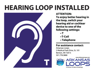 About Arkansas Induction Hearing Loops Arkansas Hearing