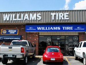 Williams Tire, Benton, Arkansas