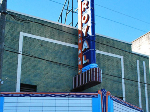 Royal Theatre, Benton Arkansas